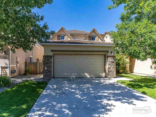 3929 Antinori Drive, Sparks, NV 89436 (MLS #200008314) :: NVGemme Real Estate