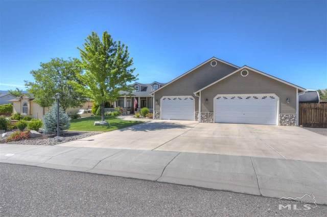 1298 N Santa Barbara, Minden, NV 89423 (MLS #200008319) :: Ferrari-Lund Real Estate