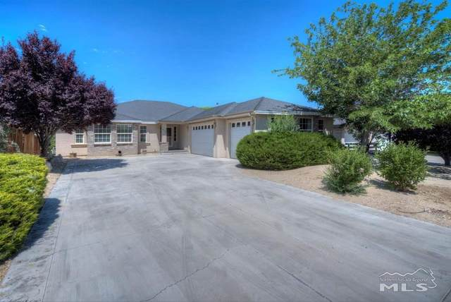 546 Wedge Ln, Fernley, NV 89408 (MLS #200008321) :: Theresa Nelson Real Estate