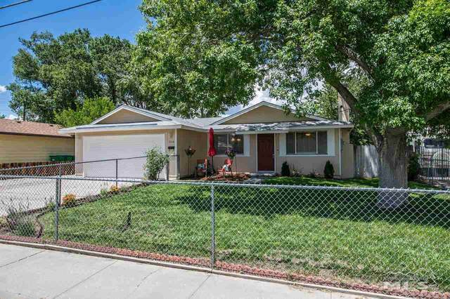 1116 E Musser St., Carson City, NV 89701 (MLS #200008327) :: Theresa Nelson Real Estate