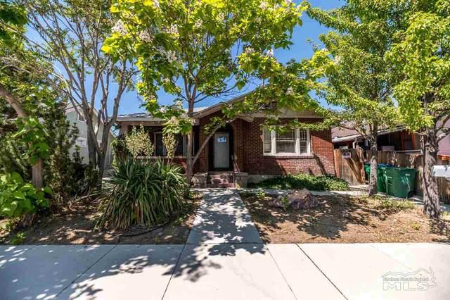451 Roberts St, Reno, NV 89502 (MLS #200008329) :: Theresa Nelson Real Estate