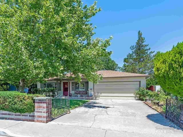 1215 Grand Canyon Blvd, Reno, NV 89502 (MLS #200008330) :: NVGemme Real Estate