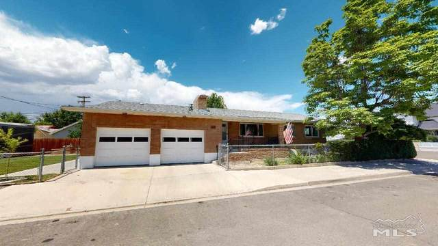 207 S Humboldt Street, Battle Mountain, NV 89820 (MLS #200008332) :: Vaulet Group Real Estate