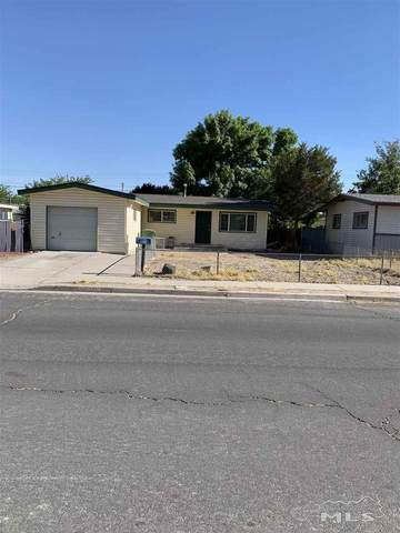 535 W Fifth Street, Fallon, NV 89406 (MLS #200008337) :: The Mike Wood Team