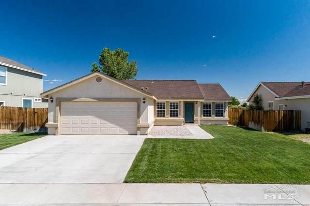 261 Brent Street, Fallon, NV 89406 (MLS #200008348) :: Theresa Nelson Real Estate