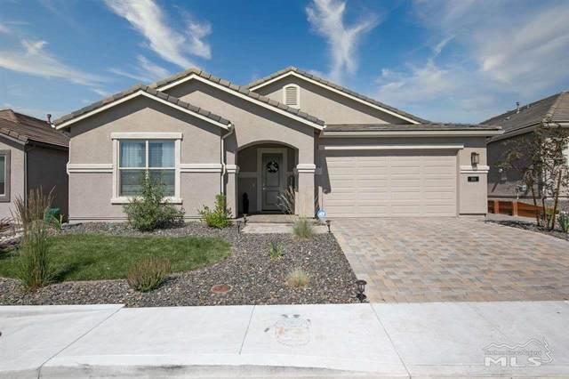 713 Sweet Briar Lane, Sparks, NV 89436 (MLS #200008357) :: Vaulet Group Real Estate