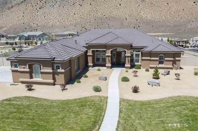 12085 Mystic Sands, Sparks, NV 89441 (MLS #200008358) :: NVGemme Real Estate