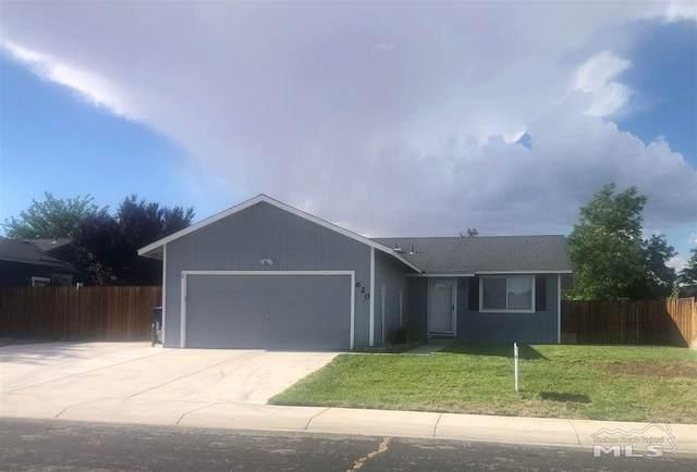 620 Nader, Fernley, NV 89408 (MLS #200008363) :: Chase International Real Estate