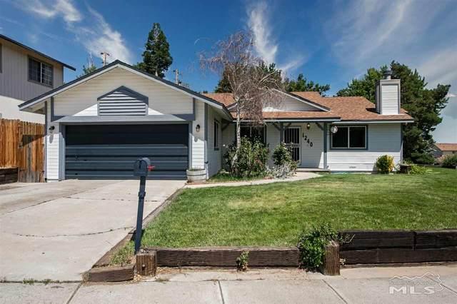1240 Kirston Street, Reno, NV 89503 (MLS #200008365) :: Vaulet Group Real Estate