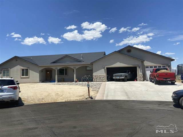 3178 Colt Ct, Fernley, NV 89408 (MLS #200008372) :: Chase International Real Estate