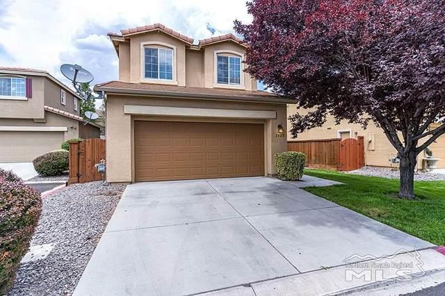 2022 Tivoli, Sparks, NV 89434 (MLS #200008383) :: NVGemme Real Estate