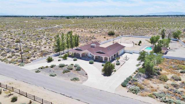 4111 Rancheria, Fallon, NV 89406 (MLS #200008395) :: The Mike Wood Team