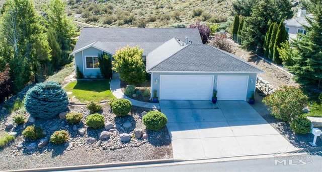 289 Carlisle Ct., Carson City, NV 89703 (MLS #200008406) :: Theresa Nelson Real Estate