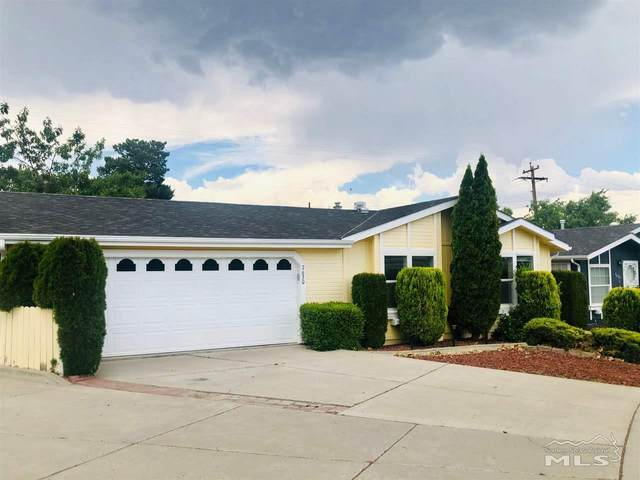 7630 S Claridge Pointe Pkwy, Reno, NV 89506 (MLS #200008414) :: Theresa Nelson Real Estate