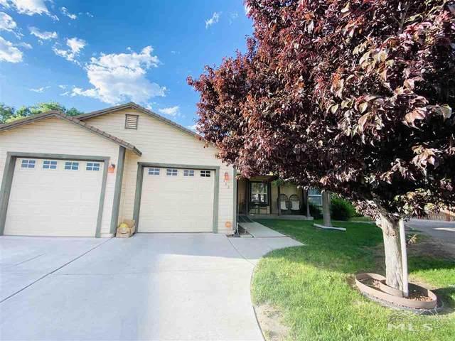 132 Michaelsen, Fernley, NV 89408 (MLS #200008417) :: NVGemme Real Estate