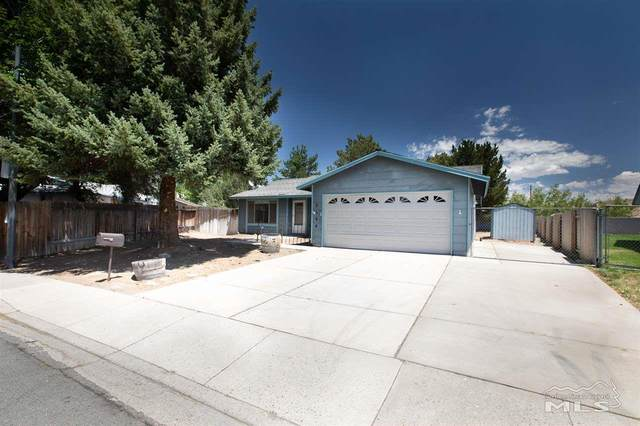 3144 Baywood Drive, Sparks, NV 89434 (MLS #200008418) :: Chase International Real Estate