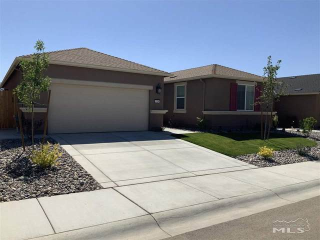 1106 Lahontan Dr., Carson City, NV 89701 (MLS #200008429) :: Theresa Nelson Real Estate