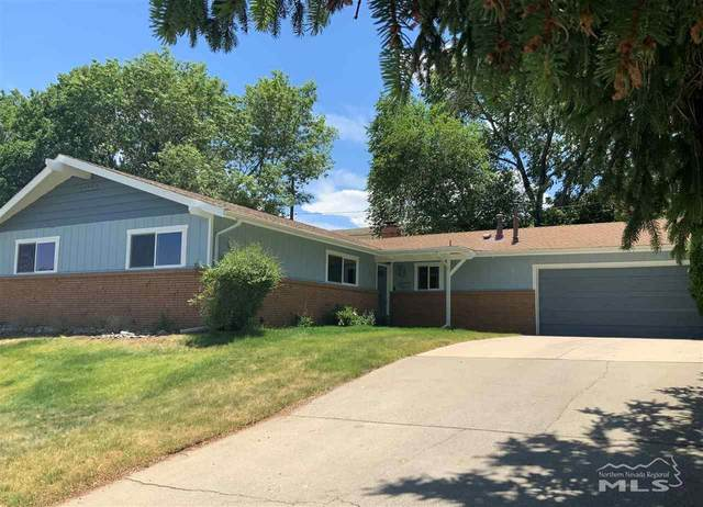 720 Highland St, Carson City, NV 89703 (MLS #200008433) :: Theresa Nelson Real Estate