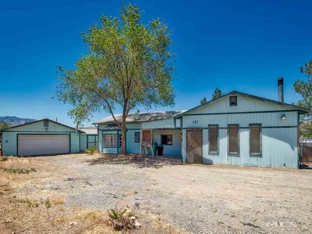 497 Short Ave, Sun Valley, NV 89433 (MLS #200008440) :: NVGemme Real Estate