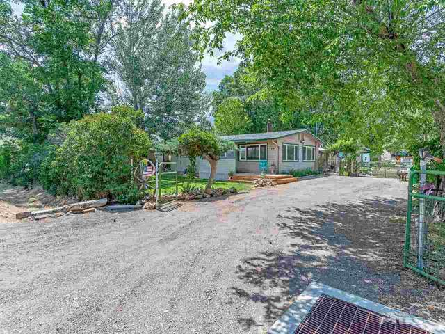 785 Oro Loma Road, Washoe Valley, NV 89704 (MLS #200008444) :: Theresa Nelson Real Estate
