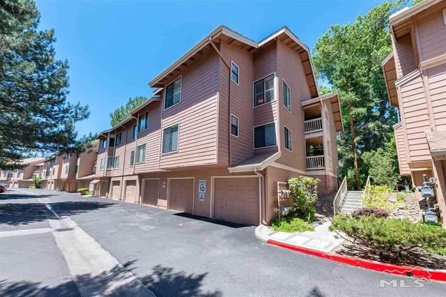 2875 Idlewild Drive #32, Reno, NV 89509 (MLS #200008446) :: Ferrari-Lund Real Estate