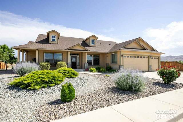 409 Seminole Dr, Yerington, NV 89447 (MLS #200008449) :: Ferrari-Lund Real Estate