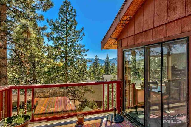 634 Lakeview Drive, Zephyr Cove, NV 89448 (MLS #200008450) :: Chase International Real Estate