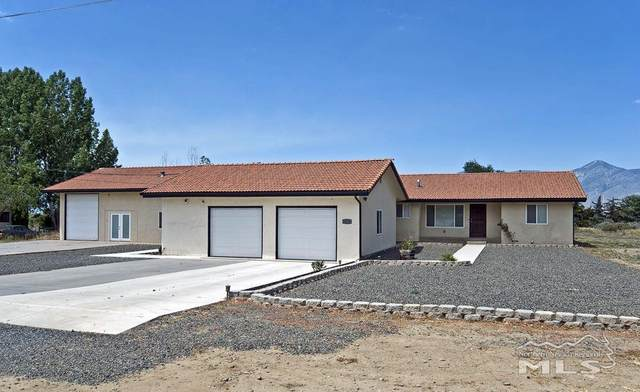 2520 East Valley, Minden, NV 89423 (MLS #200008463) :: Fink Morales Hall Group