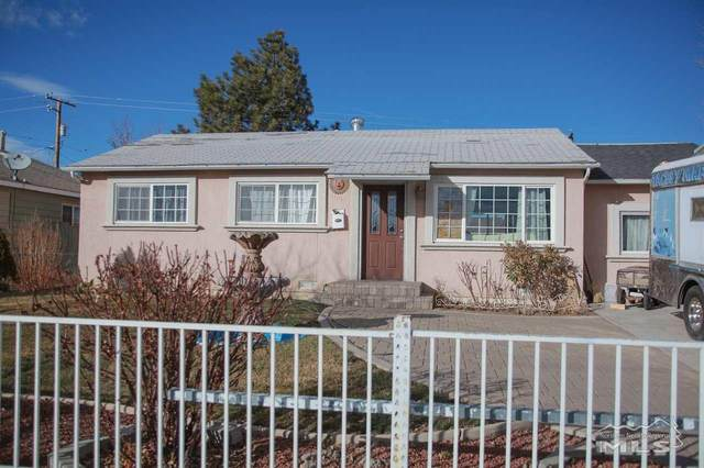 1401 Castle Way, Reno, NV 89512 (MLS #200008471) :: Theresa Nelson Real Estate