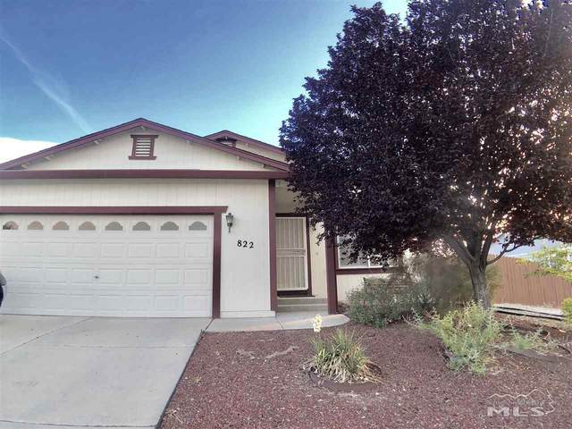 822 Tradewinds, Sun Valley, NV 89433 (MLS #200008476) :: Theresa Nelson Real Estate