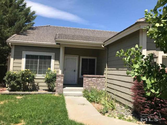 4683 Hydepark Ct., Reno, NV 89502 (MLS #200008478) :: Vaulet Group Real Estate