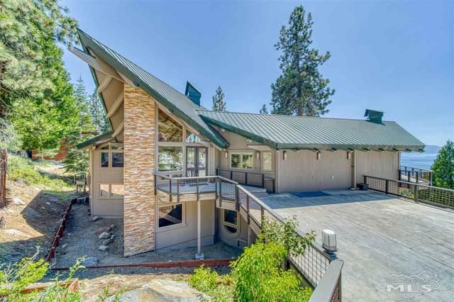 1318 Cave Rock Dr, Glenbrook, NV 89413 (MLS #200008484) :: Chase International Real Estate