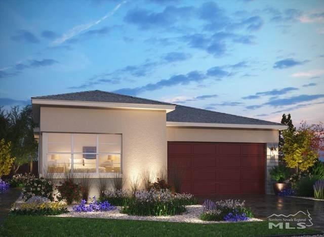 7771 Hoback Dr Homesite 45, Sparks, NV 89436 (MLS #200008503) :: NVGemme Real Estate