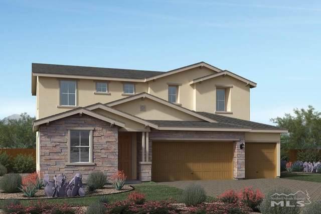 2105 Portneuf Dr Homesite 50, Sparks, NV 89436 (MLS #200008504) :: NVGemme Real Estate