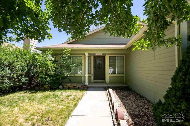 1733 Myles Way, Carson City, NV 89701 (MLS #200008509) :: Harcourts NV1