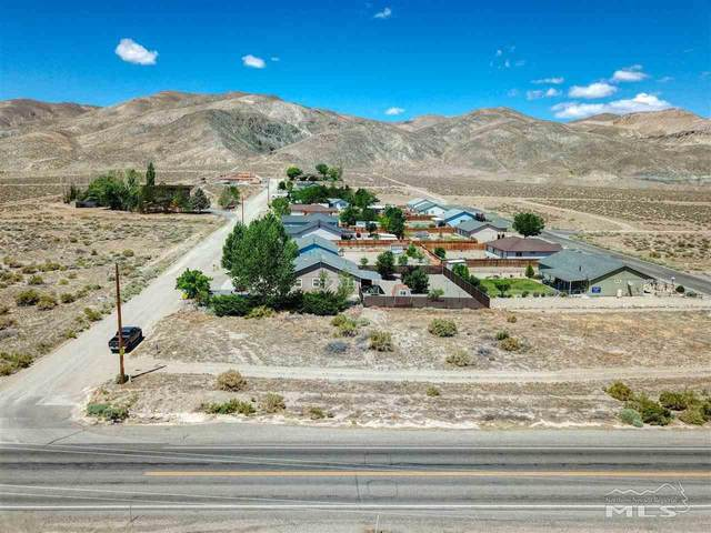 2 Sheltered Hills Drive, Yerington, NV 89447 (MLS #200008521) :: Ferrari-Lund Real Estate