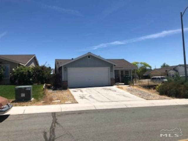 539 Dutch Oven, Fernley, NV 89408 (MLS #200008530) :: Chase International Real Estate