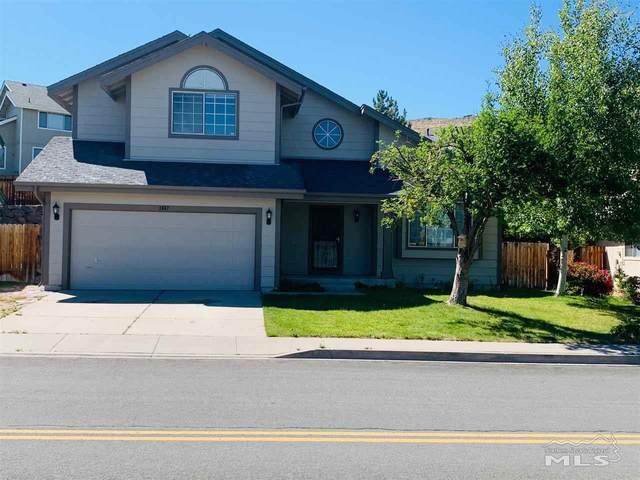 3967 Regal Drive, Reno, NV 89503 (MLS #200008531) :: NVGemme Real Estate