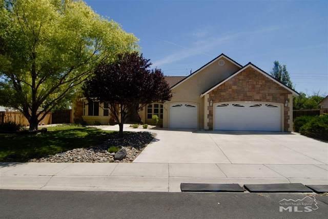 545 Wedge Lane, Fernley, NV 89408 (MLS #200008536) :: Ferrari-Lund Real Estate