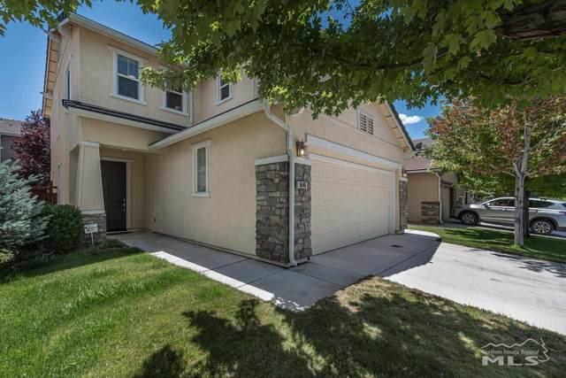 6646 Altesino Drive, Sparks, NV 89436 (MLS #200008541) :: Fink Morales Hall Group