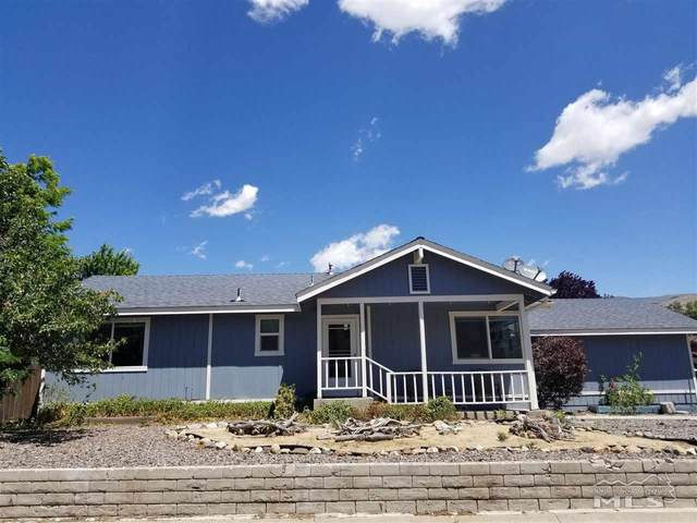 205 Summerset Dr, Verdi, NV 89439 (MLS #200008543) :: Theresa Nelson Real Estate