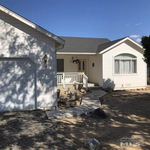 2247 Gregg St, Carson City, NV 89701 (MLS #200008546) :: Theresa Nelson Real Estate