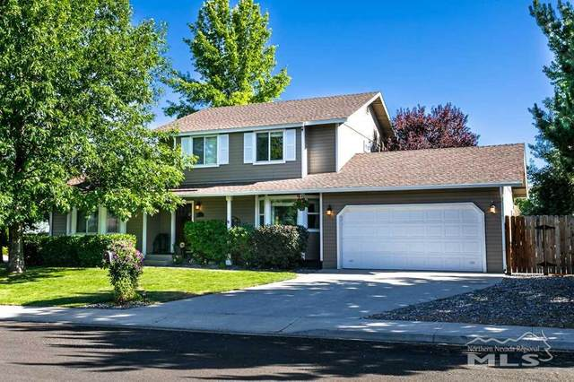 8305 Rocky Meadow Circle, Reno, NV 89511 (MLS #200008550) :: Theresa Nelson Real Estate