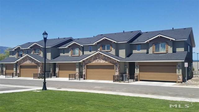 1228 Montevideo Cir, Minden, NV 89423 (MLS #200008558) :: NVGemme Real Estate