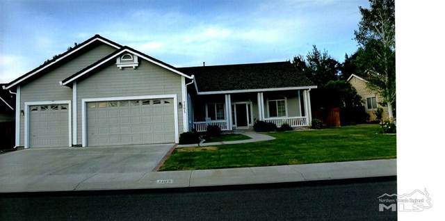 1105 Wisteria Drive, Minden, NV 89423 (MLS #200008561) :: Fink Morales Hall Group