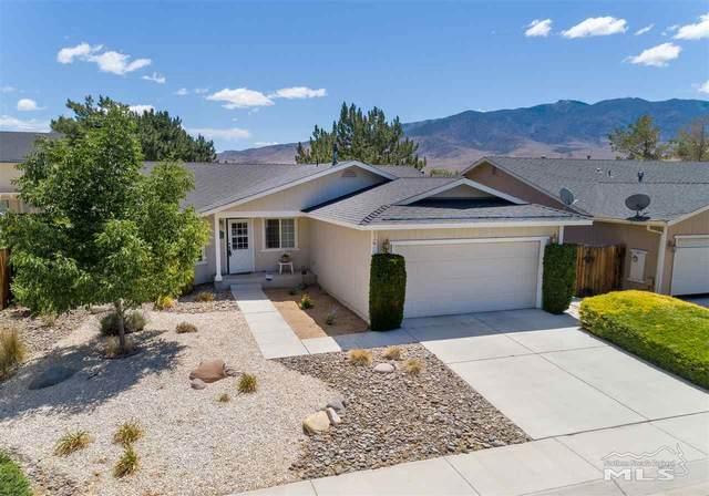 210 Alpine Dr, Dayton, NV 89403 (MLS #200008566) :: Vaulet Group Real Estate