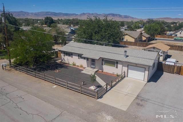 40 Granada Street, Fernley, NV 89408 (MLS #200008573) :: NVGemme Real Estate