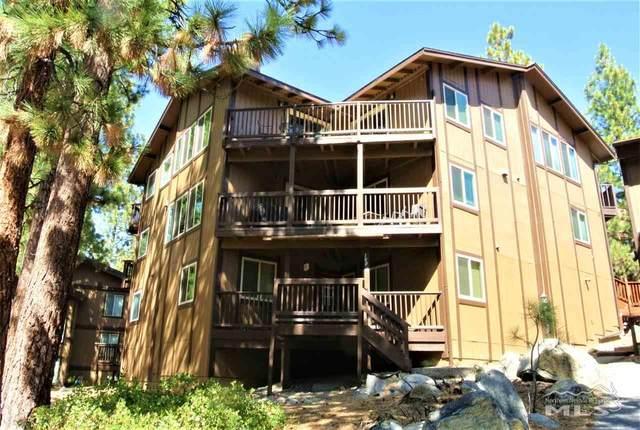 100 D Lake Village Drive D, Stateline, NV 89449 (MLS #200008584) :: Chase International Real Estate