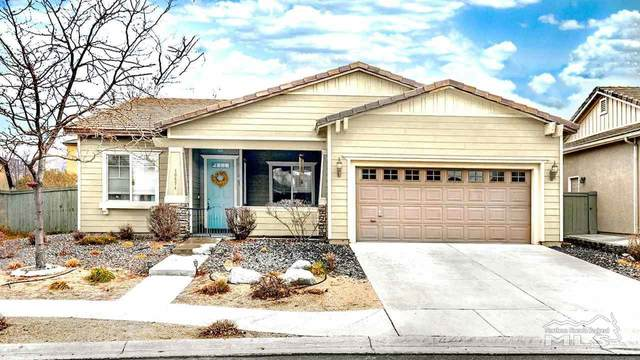 10574 French Meadows, Reno, NV 89521 (MLS #200008586) :: Chase International Real Estate