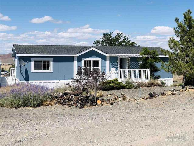 2970 W Fir Street, Silver Springs, NV 89429 (MLS #200008593) :: Fink Morales Hall Group